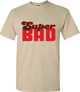 SuperBad Soulware Men's T-Shirt - Super Bad - Sand