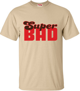 SuperBad Soulware Men's T-Shirt - Super Bad - Tan
