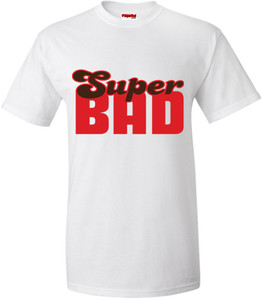 SuperBad Soulware Men's T-Shirt - Super Bad - White