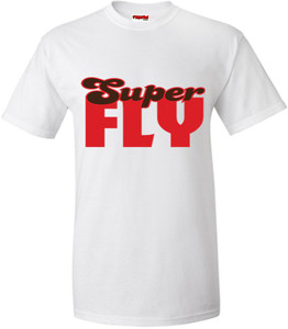 SuperBad Soulware Men's T-Shirt - Super Fly - White