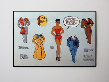 Vintage Black Heroines 24x32 Canvas - Torchy Togs - 10
