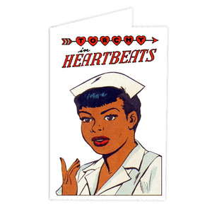 Vintage Black Heroines Greeting Cards - Torchy In Heartbeats - 1 - Package Of 10