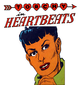 Vintage Black Heroines Magnet - Torchy In Heartbeats - 2