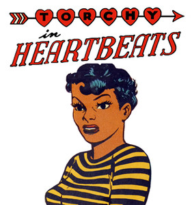 Vintage Black Heroines Magnet - Torchy In Heartbeats - 3