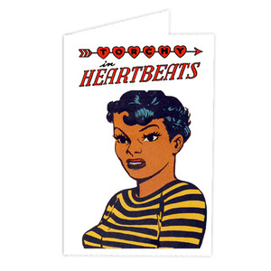 Vintage Black Heroines Greeting Cards - Torchy In Heartbeats - 3