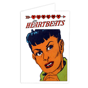 Vintage Black Heroines Greeting Cards - Torchy In Heartbeats - 2 - Package Of 10