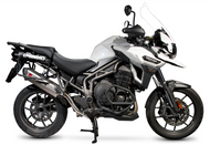 Scorpion Exhaust for Triumph Tiger 1200 Explorer 2016 -