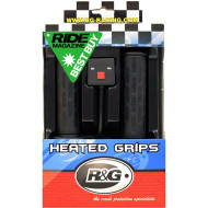 "R&G Heated Grips For 22mm (7/8"") Handlebars"