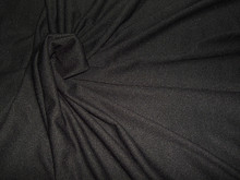 Stretch Fabric Lining - Polyester Knit Lining - Black Item # RXPN-HL06