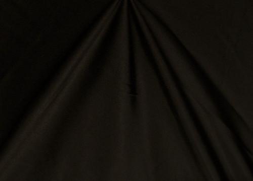 Shiny Stretch Fabric - Four way Stretch Spandex - Black