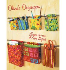 Sewing Pattern - Home Decor Pattern, Olivia's Organizers Pattern, Kwik Sew