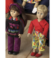 Sewing Pattern - Doll Clothes Pattern, Kwik Sew #K3091