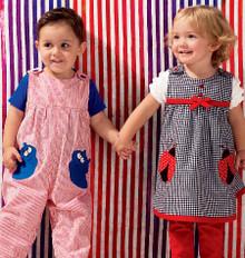 Sewing Pattern - Toddler Pattern, Sundress Pattern, Jumper Pattern, Pants Pattern- Kwik Sew #K3983