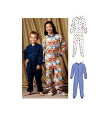 Sewing Pattern - Girls Pattern, Pajamas Pattern, Kwik Sew #K3714