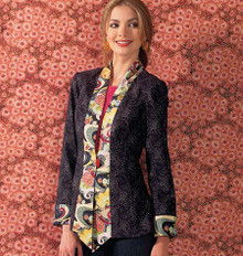 Sewing Pattern - Misses Pattern, Misses Jackets Pattern, Kwik Sew #K4029