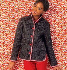 Sewing Pattern - Misses Pattern, Misses Lined Jackets Pattern, Kwik Sew #K4015