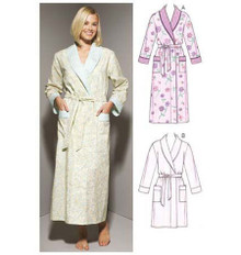 Sewing Pattern - Misses Pattern, Robes Pattern, Kwik Sew #K3644