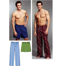 Sewing Pattern - Mens Pattern, Sleep Pants Pattern, Kwik Sew #K3793
