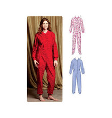 Sewing Pattern - Misses Pattern, Pajamas Pattern, Kwik Sew #K3712