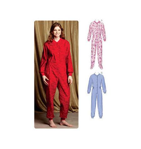 Sewing Pattern - Misses Pattern, Pajamas Pattern, Kwik Sew #K3712