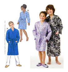 Sewing Pattern - Robes Pattern, Kwik Sew #K3329