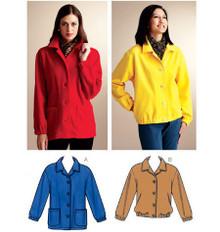 Sewing Pattern - Misses Pattern, Jackets Pattern, Kwik Sew #K3842