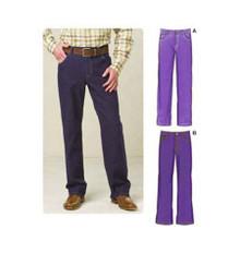 Sewing Pattern - Mens Pattern, Jeans Pattern, Kwik Sew #K3504