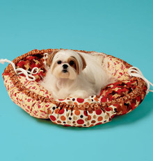 Sewing Pattern - Craft Pattern, Dog Bed Pattern, Pet Bed Pattern in Two Sizes Kwik Sew #K4020