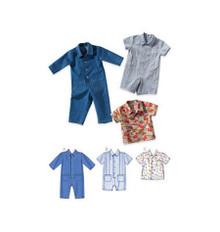 Sewing Pattern - Infant Pattern, Baby Pattern, Overall Pattern, Coverall Pattern, Shirt Pattern- Kwik Sew #K3730