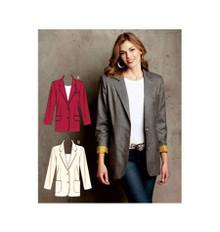 Sewing Pattern - Misses Pattern, Blazers Pattern, Kwik Sew #K3715