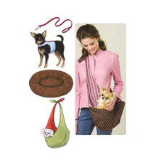 Sewing Pattern - Sewing Pattern, Harness Pattern, Leash Pattern, Bed Pattern, Carrier Pattern, Kwik Sew #K3517