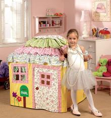 Sewing Pattern - Ellie Mae Designs Toy Pattern, Child's Toy Pattern, Playhouse Pattern Kwik Sew #K0108