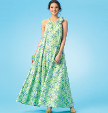 Sewing Pattern - Misses Dresses in Two Views Kwik Sew # K4057