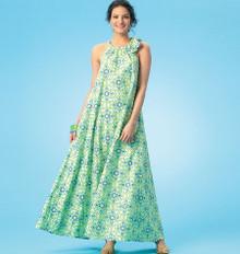 Sewing Pattern - Misses Dresses in Two Views Kwik Sew # K4057