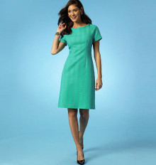 Sewing Pattern - Misses Dresses in Two Views Kwik Sew # K4040