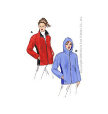 Sewing Pattern - Misses Pattern, Jackets Pattern, Kwik Sew #K3297