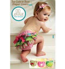 Sewing Pattern - Infant Pattern, Baby Pattern, Diaper Cover Pattern- Kwik Sew, Ellie Mae Designs #K0102