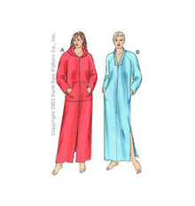 Sewing Pattern - Misses Pattern, Robes Pattern, Kwik Sew #K3209