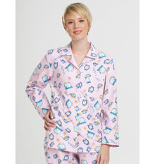 Sewing Pattern - Misses Pattern, Pajamas Pattern, Kwik Sew #K3553