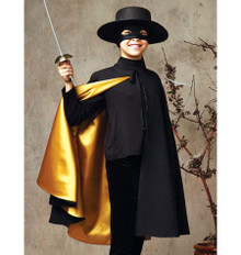 Sewing Pattern - Costumes Pattern, Capes Pattern, Kwik Sew #K3723