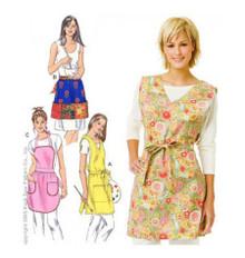 Sewing Pattern - Aprons Pattern, Aprons Pattern, Kwik Sew #K3320