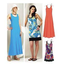 Sewing Pattern - Misses Pattern, Sheath Dress Pattern in Two Views #K3703