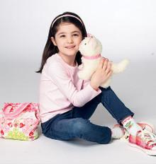 Sewing Pattern - Sweet Chic,Toy Pattern, Kitty Toy Pattern, Pony Toy Pattern - #K3970