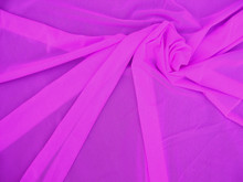 Stretch Mesh, Magenta Micro Mesh Fabric, Nylon Stretch Mesh