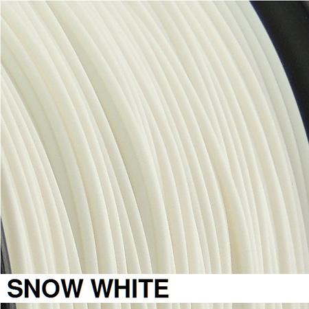 Snow White ABS colour sample