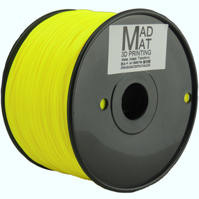ABS Fluro Filament 1.75mm 1kg