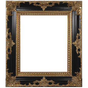Majestic Frame 12X16 Black and Gold