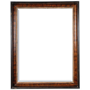 American Woods Mirror 20x24 Dark Walnut Bronze