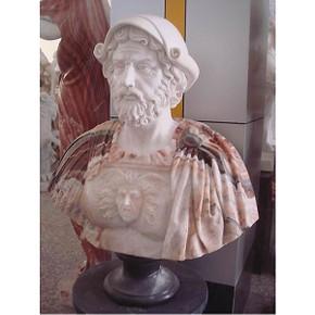 Multi Marble Bust 1154