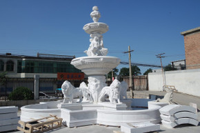 Special Order Marble Fountain Ge15877